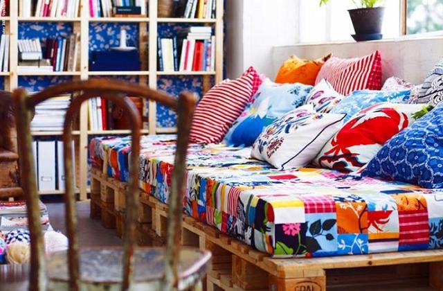 comment faire votre canap avec de vieux matelas page 2 sur 3. Black Bedroom Furniture Sets. Home Design Ideas