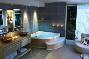 Comment choisir la baignoire à remous pour votre salle de bain