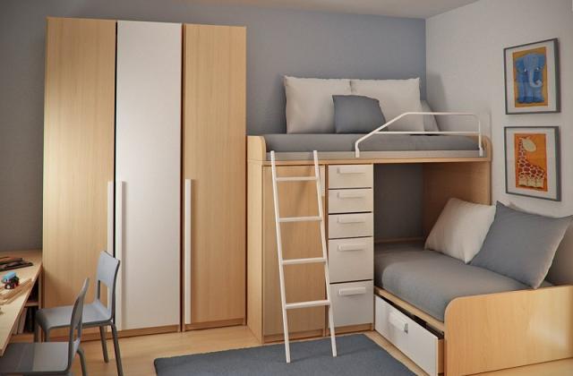Chambre à coucher petite : comment la meubler ?