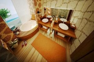Comment meubler une petite salle de bains afin d'optimiser l'espace