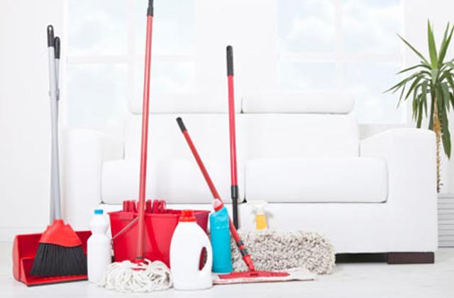 Ranger et nettoyer la maison en quelques minutes