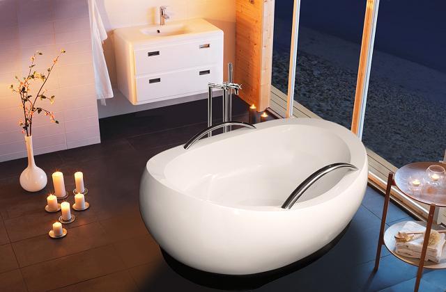 Les meilleures baignoires extra large