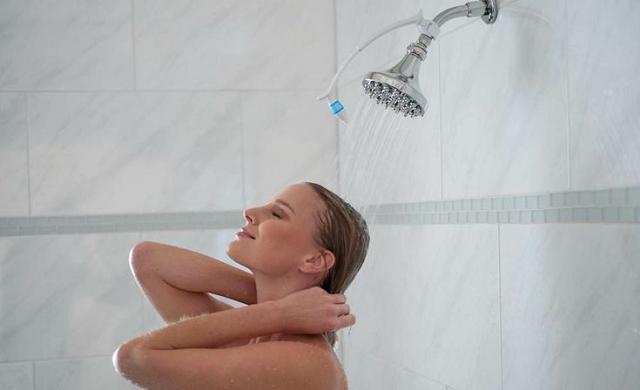 L'aromathérapie sous la douche