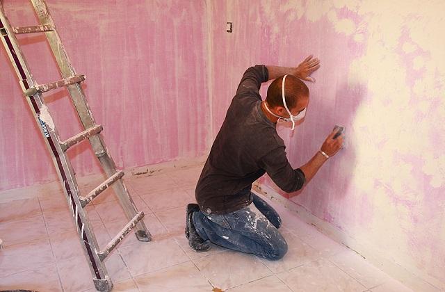 Peindre le plafond sans claboussures de peinture page 3 - Peinture de renovation ...