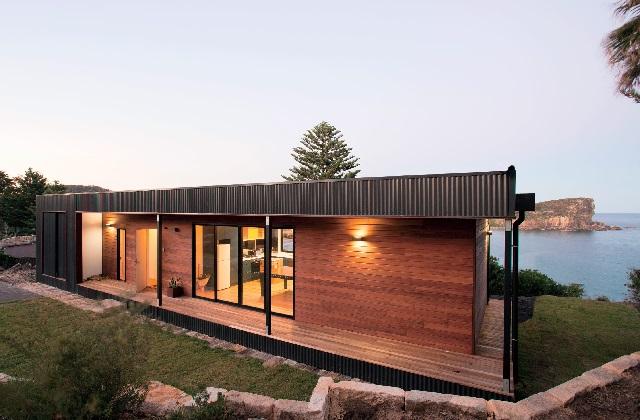 La première maison préfabriquée qui produit de l'énergie