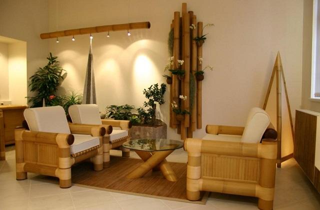 Décorer sa maison avec des meubles en bambou