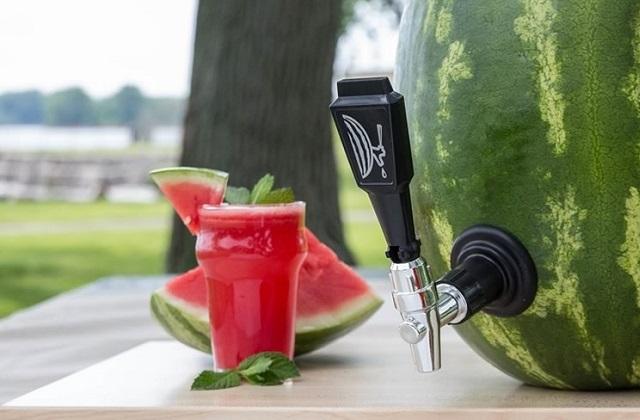 Le robinet pour pastèque