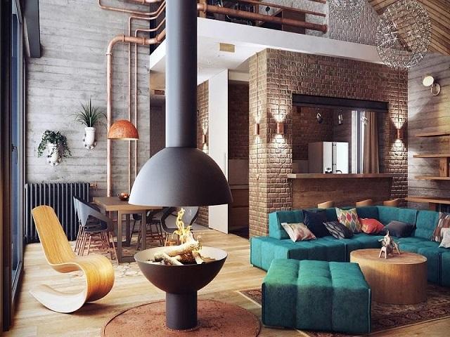 Mélanger de différents styles de mobilier