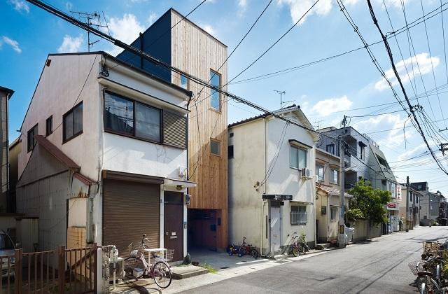 Un mini-maison japonaise qui mesure seulement 36 mètres carrés