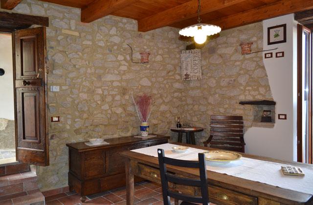 Meubler une taverne de style rustique ou country
