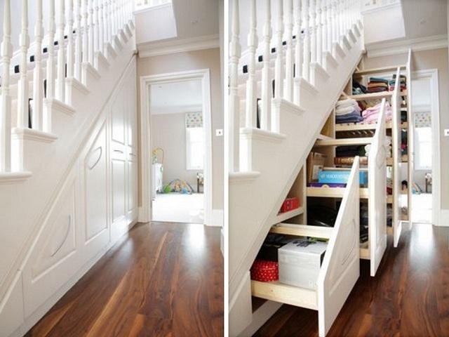Comment récupérer de l'espace à la maison et vivre d'une manière plus ordonnée
