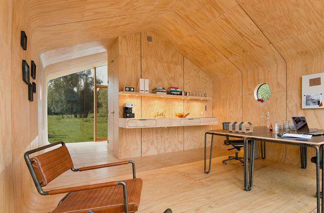 wikkelhouse une maison en bois et en carton page 3 sur 3. Black Bedroom Furniture Sets. Home Design Ideas