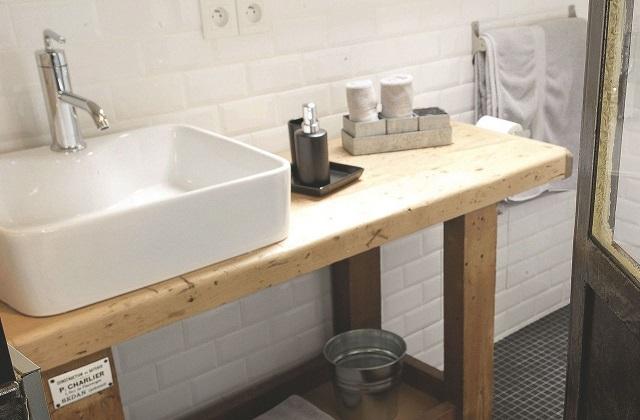 Idées de bricolage pour la salle de bains