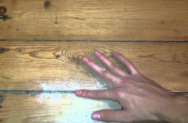 Comment se débarrasser du craquement du parquet en bois