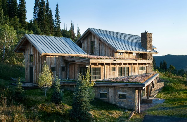 Extrêmement Reed House, une maison américaine ultra moderne et respectueuse de  VZ24