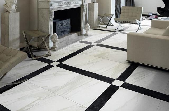 Le grès cérame effet marbre : un choix sûr