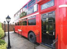 Comment transformer un vieux bus en un hôtel de luxe