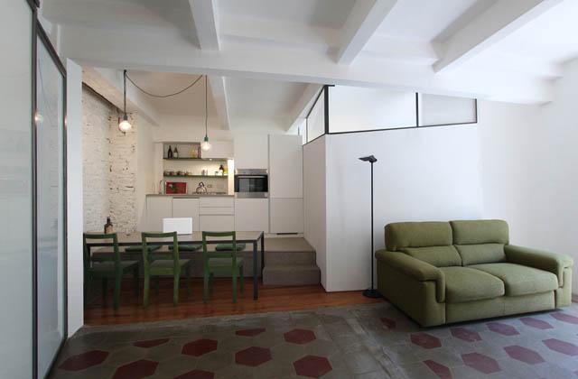 comment fusionner deux pi ces pour cr er une pi ce plus large. Black Bedroom Furniture Sets. Home Design Ideas