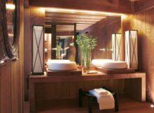 Salle de bains en bois : comment traiter les planchers et les murs ?
