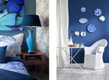c'est un type de bleu très élégant et facile à combiner