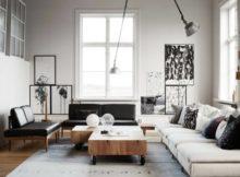 Les couleurs les plus chic pour la maison : le noir et l'argent