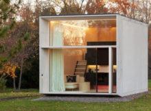 Koda : la nouvelle petite maison solaire qui se monte en 4 heures