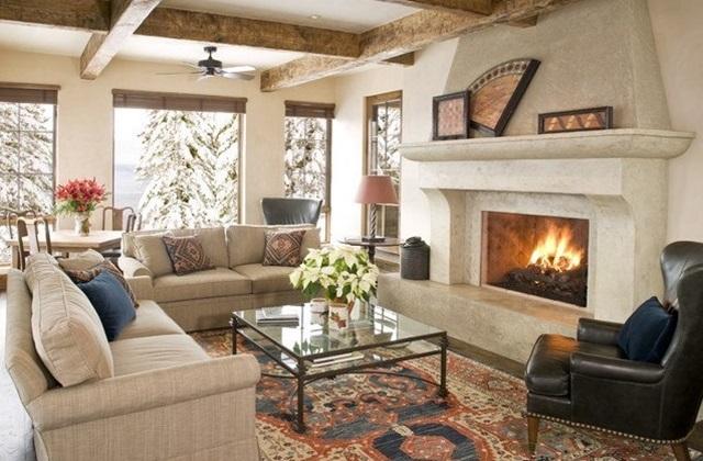 Des idées simples pour décorer votre salon avec élégance et créativité