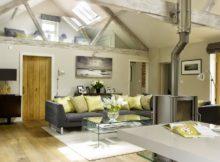Des idées pour décorer un loft avec une mezzanine