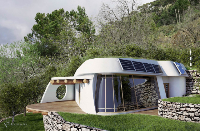 Self Sufficient Building Technology