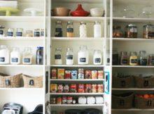 Comment organiser au mieux un garde-manger à la maison