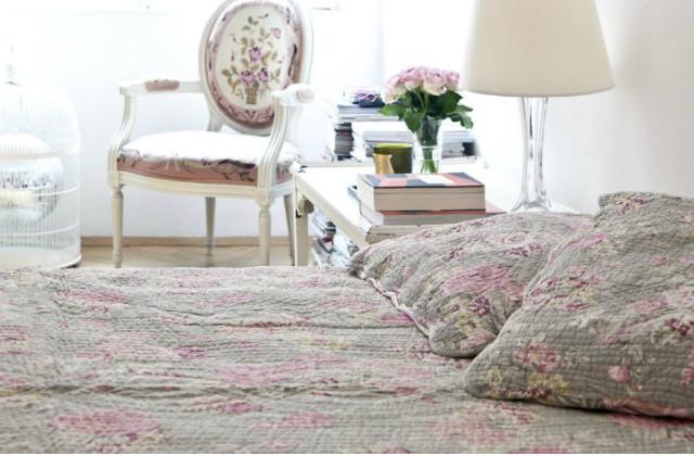 le style shabby chic pour meubler la chambre page 2 sur 3. Black Bedroom Furniture Sets. Home Design Ideas