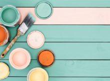 Comment éliminer l'odeur de la peinture dans la maison
