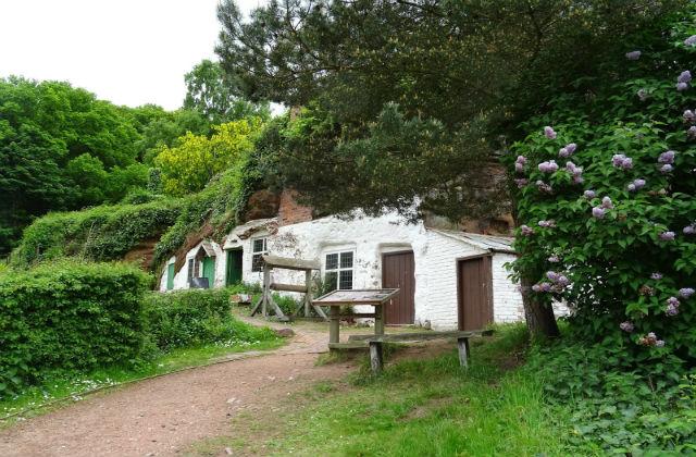 Le village des hobbits qui a inspiré Tolkien