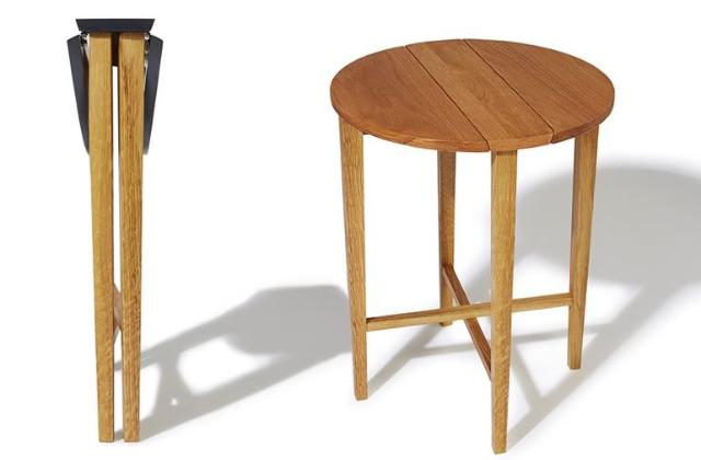 Ta-bl : la table pliante pour toutes les occasions