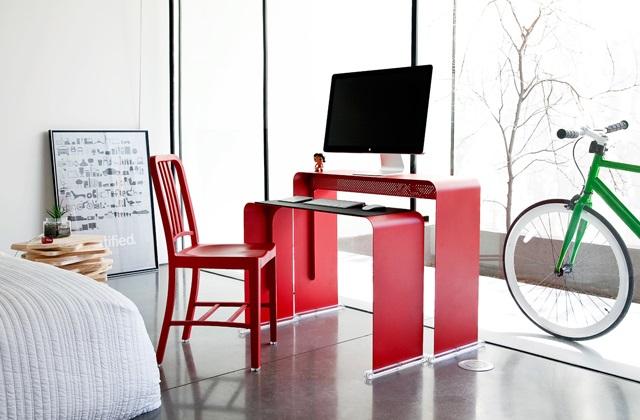 Un bureau ou une console ?