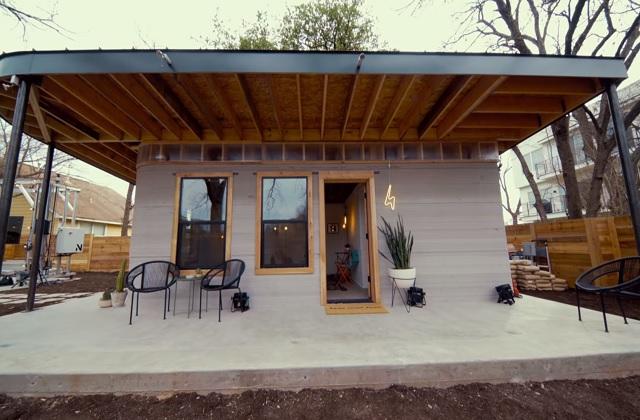 Une maison « imprimé en 3D » en 24 heures pour 4000 dollars