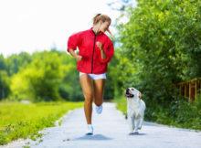 Faire du sport avec notre chien