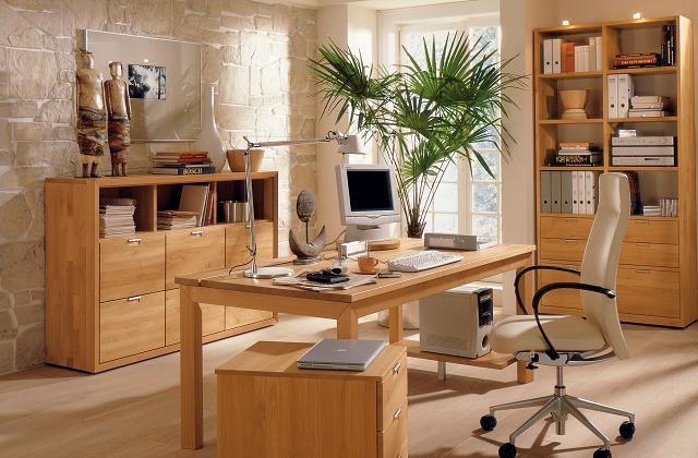Le coin bureau (e de travail) à la maison