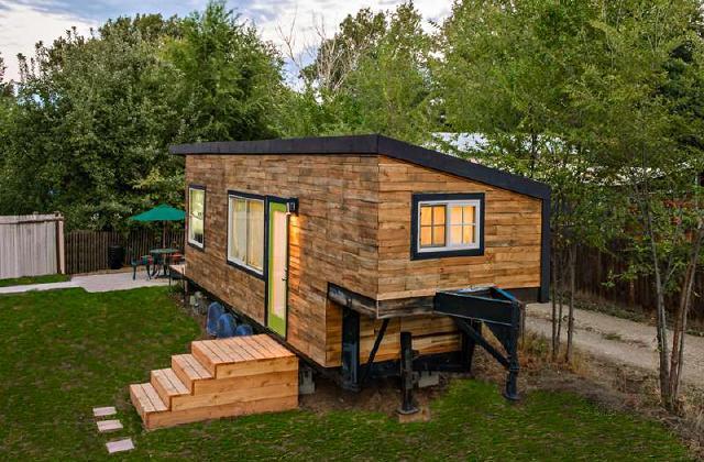 Une solution modulaire, préfabriquée, pour des logements à prix abordables