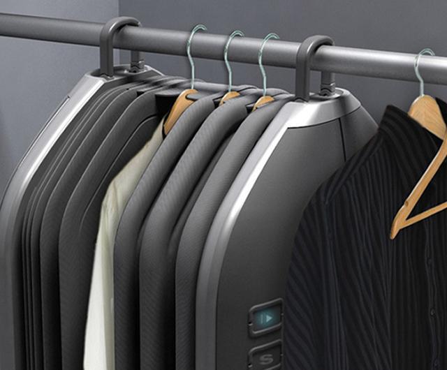 Dites adieu à la machine à laver: vous pouvez laver vos vêtements dans l'armoire