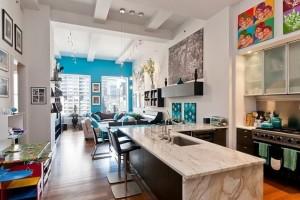 Décorer la maison en s'inspirant des lofts new-yorkais