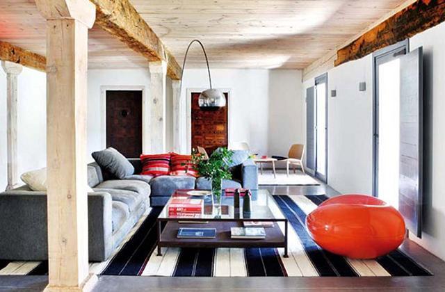 Le style rustique moderne pour décorer votre maison