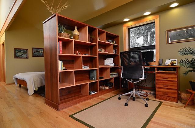Transformer le sous sol en un bureau pratique et fonctionnel page