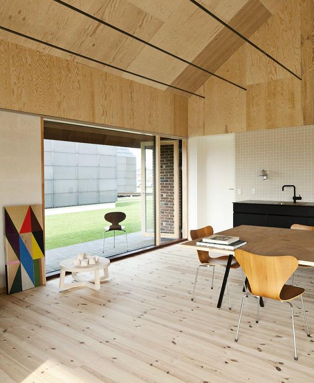 Mini-CO2 houses
