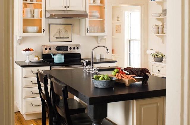 Comment meubler une petite cuisine