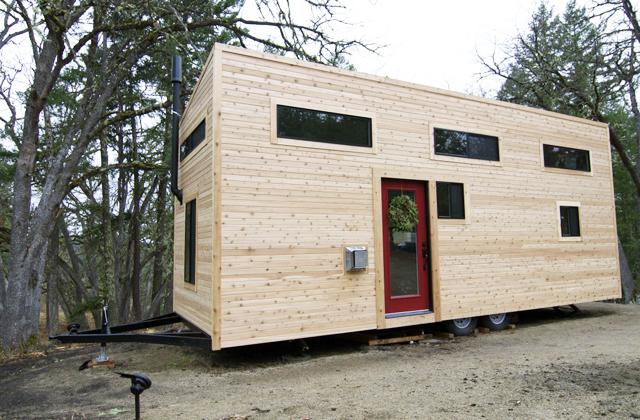 Une grande petite maison sans factures ni prêt