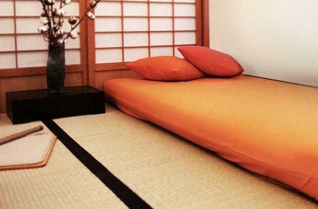 comment cr er une ambiance japonaise dans sa chambre. Black Bedroom Furniture Sets. Home Design Ideas