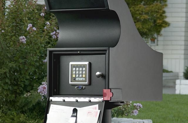 The Dead Bolt Mailbox