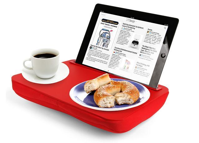 iBed : pour un petit déjeuner toujours connecté