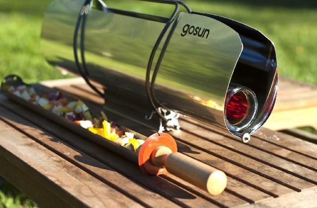 Voilà une nouvelle innovation : le premier barbecue solaire